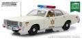 [予約]グリーンライト 1/18 1977 Plymouth Fury - Hazzard County Sheriff