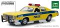 [予約]グリーンライト 1/18 1977 Plymouth Fury - Port Authority of New York & New Jersey Police