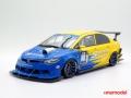 [予約]onemodel 1/43 ホンダ シビック FD2 Spoon Racing