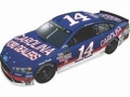 ライオネルレーシング 1/64 NASCAR Cup Series 2017 Ford Fusion CAROLINA FORD DEALERS #14 Clint Bowyer