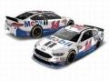 [予約]ライオネルレーシング 1/64 NASCAR MONSTER ENERGY Series 2017 Ford Fusion Mobil 1 #14 Clint Boyer