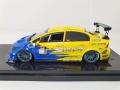onemodel 1/64 ホンダ シビック FD2 Spoon Racing
