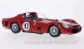 [予約]CMF Models 1/18 フェラーリ 330 TRI/LM 1962年 #10 右ハンドル