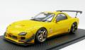 [予約]ignition model(イグニッションモデル) 1/43 FEED RX-7 (FD3S) イエロー ★生産予定数:120pcs