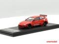 onemodel 1/64 Honda Cvic EG6 Rocket Bunny red
