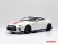 [予約]onemodel 1/18 Nissan GT-R R35 50th Annivery Edition White