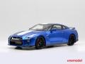 [予約]onemodel 1/18 Nissan GT-R R35 50th Annivery Edition blue