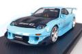 [予約]ignition model(イグニッションモデル) 1/18 MAZDA RX-7 (FD3S) RE Amemiya ライトブルー ★生産予定数:120pcs