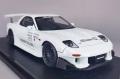 [予約]ignition model(イグニッションモデル) 1/18 MAZDA RX-7 (FD3S) RE Amemiya ホワイト ★生産予定数:120pcs