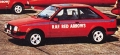 [予約]VITESSE(ビテス)  1/43 フォード エスコート MKIII XR3 R.AF RED ARROWS