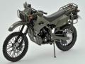 トミーテック 1/12 カワサキKLX250  リトルアーモリー[LM001]陸自偵察オートバイ