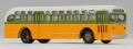 [予約]トミーテック 1/160 ワールドバスコレクション GMC TDH4512(黄色)<WB001>