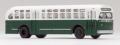 [予約]トミーテック 1/160 ワールドバスコレクション GMC TDH4512(緑色)<WB003>