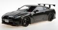 [予約]トミーテック FRONTIART (フロンティアート)製  アヴェンスタイル 1/18 GT-R nismo N'attack package(黒)