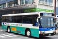 [予約]トミーテック 1/150 ザ・バスコレクション 宮崎交通ヒト・ものハコぶエコロジーバス2