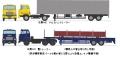 [予約]トミーテック 1/150 ザ・トラックコレクション トレーラーセットA