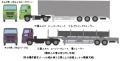 [予約]トミーテック 1/150 ザ・トラックコレクション トレーラーセットB