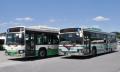 トミーテック 1/150 バスコレクション 奈良交通(奈良県) 新旧カラー 2台セット