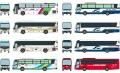 [予約]トミーテック 1/150 ザ・バスコレクション JRバス30周年記念8社セット