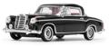 [予約]VITESSE(ビテス) 1/43 メルセデス・ベンツ 220 SE クーペ 1958 ブラック