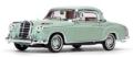 [予約]VITESSE(ビテス) 1/43 メルセデス・ベンツ 220 SE クーペ 1958 グリーン