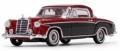 [予約]VITESSE(ビテス) 1/43 メルセデス・ベンツ 220 SE クーペ 1958 レッド/ブラック