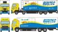 トミーテック 1/150 ザ・トラックコレクション ランテック大型トラックセット