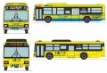 [予約]トミーテック 1/150 ザ・バスコレクション 十勝バス新旧カラー2台セット