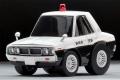チョロQ zero 西部警察 18 スカイラインGT パトカー