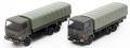 トミーテック 1/150 ザ・トラックコレクション 自衛隊 特大型トラックセット