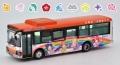 トミーテック 1/80 全国バス80 <JH032>東海バスオレンジシャトル ラブライブ!サンシャイン!!ラッピングバス2号車