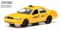 グリーンライト 1/64 2011 フォード クラウン ビクトリア NYC Taxi