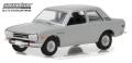 [予約]グリーンライト 1/64 Tokyo Torque Series 2 - 1970 ダットサン 510 - シルバー