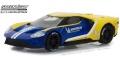 グリーンライト 1/64 2017 フォード GT Michelin Tires