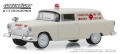 [予約]グリーンライト 1/64 1955 Chevrolet Sedan Delivery - Channelview, Texas Fire Department Volunteer Emergency Car