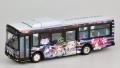 [予約]トミーテック 1/80 <JH033>全国バス80 伊豆箱根バス ラブライブ!サンシャイン!!ラッピングバス3号車