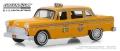 グリーンライト 1/64 1981 Checker Motors Marathon A11 N.Y.C. Taxi