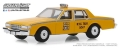 [予約]グリーンライト 1/64 1987 Chevrolet Caprice New York City Taxi Cab