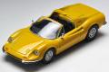 [予約]トミカリミテッドヴィンテージ 1/64 ディーノ 246 GTS(黄)