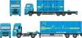 [予約]トミーテック 1/150 ザ・トラック/トレーラーコレクション 日本フレートライナー コンテナトラック・トレーラーセット