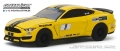 [予約]グリーンライト 1/64 2016 Ford Mustang Shelby GT350 - Ford Performance Racing School GT350 Track Attack #1 - Triple Yellow