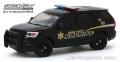 グリーンライト 1/64 Hot Pursuit - 2017 Ford Police Interceptor Utility - Adams County, Washington Sheriff's Office