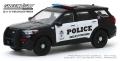 グリーンライト 1/64 Hot Pursuit - 2020 Ford Police Interceptor Utility - Shelby Township, Michigan