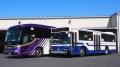 [予約]トミーテック 1/150 ザ・バスコレクション 北九州市交通局 市営バス90周年2台セット