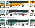 トミーテック 1/150 ザ・バスコレクション 成田国際空港(NRT)バスセットA