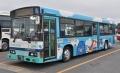 トミーテック 1/150 ザ・バスコレクション 千葉交通うなりくんラッピングバス