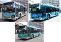 [予約]トミーテック 1/150 ザ・バスコレクション 大阪シティバス新デザインデビュー記念3台セット