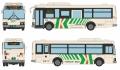 トミーテック 1/80 全国バスコレ80<JH036>弘南バス