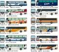 トミーテック 1/150 ザ・バスコレクション バスタ新宿 全12種+シークレット