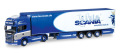 "herpa Cars&Trucks 1/87 スカニアR 2013 TL 冷蔵セミトレーラー ""Jens Bode"""